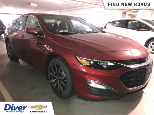 2020 Chevrolet Malibu in Wilmington, DE