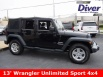 2013 Jeep Wrangler Unlimited Sport for Sale in Wilmington, DE