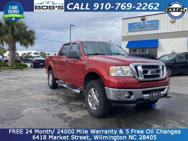 2008 Ford F-150 in Wilmington, NC