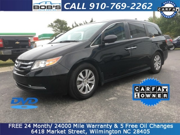Used honda odyssey for sale in myrtle beach sc u s for Honda dealership myrtle beach sc