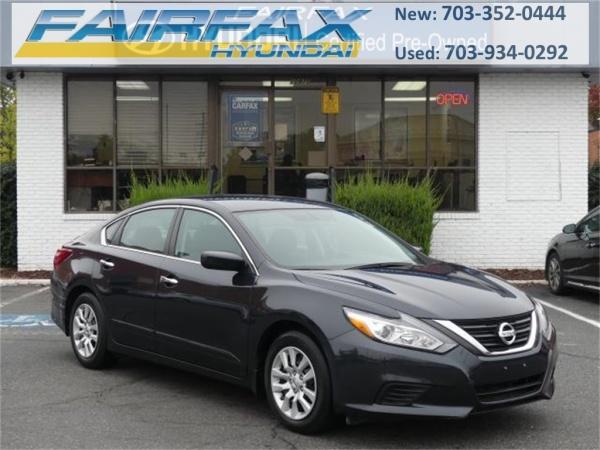 2017 Nissan Altima in Fairfax, VA