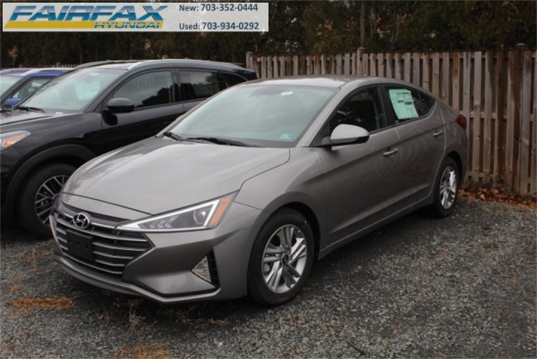 2020 Hyundai Elantra in Fairfax, VA