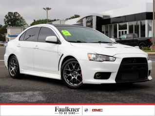 Charming Used 2013 Mitsubishi Lancer Evolution MR TC SST For Sale In Trevose, PA