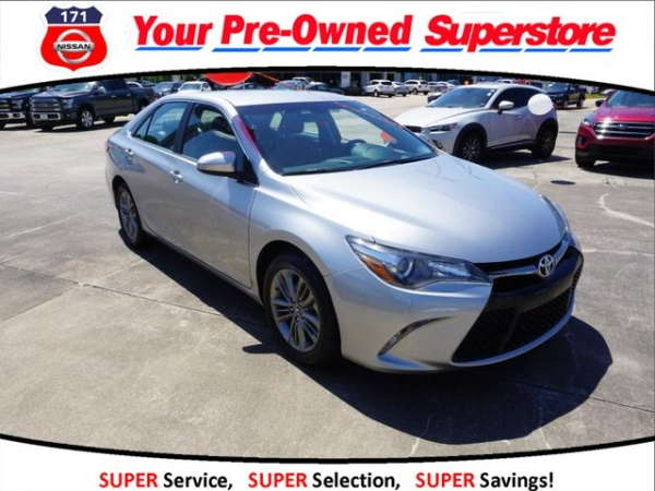 Used Toyota Camry for Sale in Lake Charles LA
