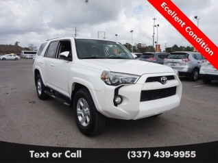 Used 2014 Toyota 4Runner Limited V6 RWD For Sale In Lake Charles, LA