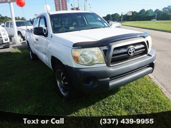 2008 Toyota Tacoma 2WD Access I4 AT