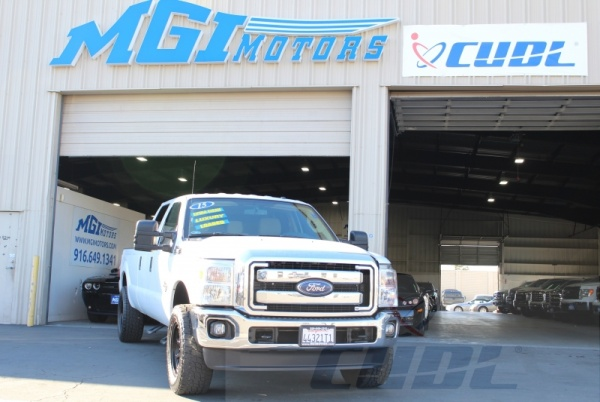 2015 Ford Super Duty F-250 in Sacramento, CA