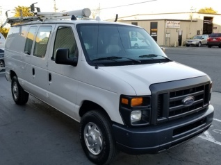 e82f4e0852 2010 Ford Econoline Cargo Van E-250 Commercial for Sale in Sacramento