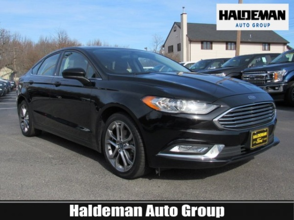 2017 Ford Fusion in East Windsor, NJ