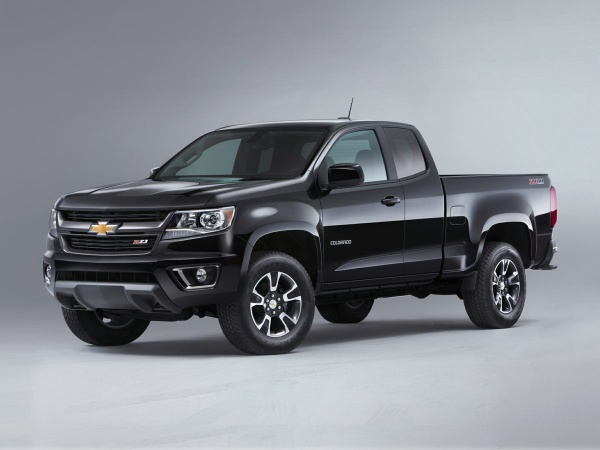 2020 Chevrolet Colorado in San Jose, CA