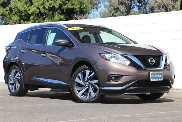 2015 Nissan Murano Prices, Reviews and Pictures | U.S. News & World ...