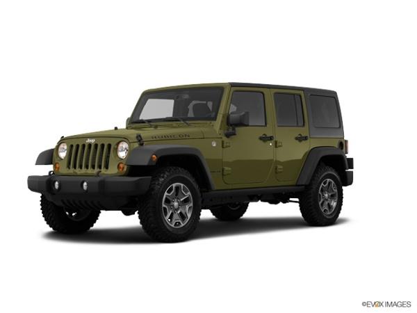 2013 Jeep Wrangler in Plainfield, IN