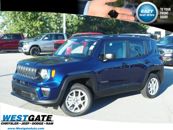 2019 Jeep Renegade in Plainfield, IN