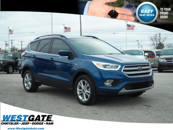 2018 Ford Escape in Plainfield, IN