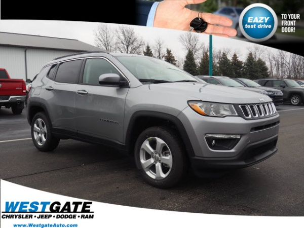 2020 Jeep Compass in Plainfield, IN