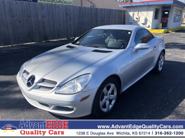 2007 Mercedes-Benz SLK in Wichita, KS
