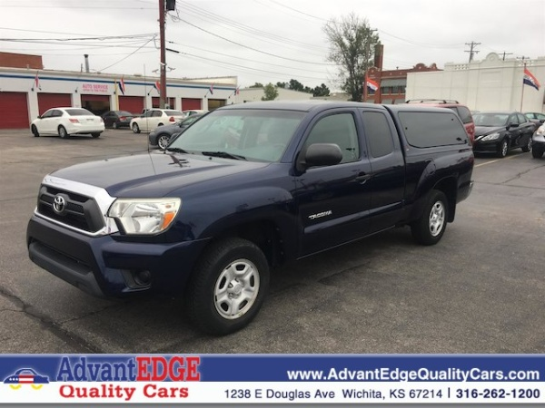 used toyota tacoma for sale in wichita ks u s news world report. Black Bedroom Furniture Sets. Home Design Ideas