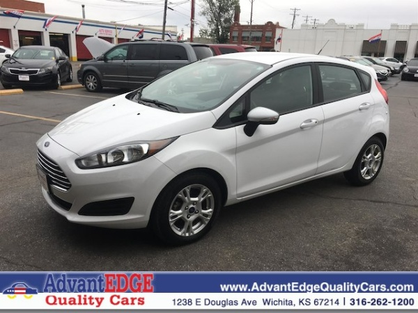 used ford fiesta for sale in wichita ks u s news world report. Black Bedroom Furniture Sets. Home Design Ideas