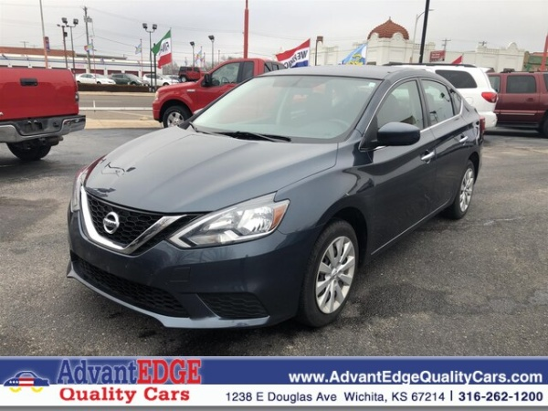 2017 Nissan Sentra in Wichita, KS