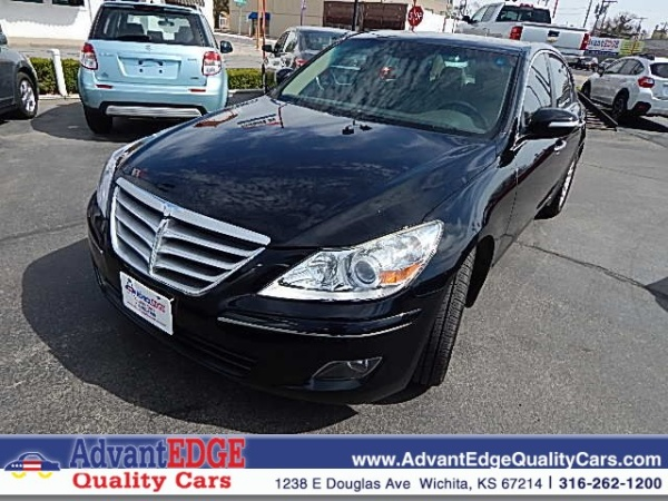 used hyundai genesis for sale in wichita ks u s news world report. Black Bedroom Furniture Sets. Home Design Ideas