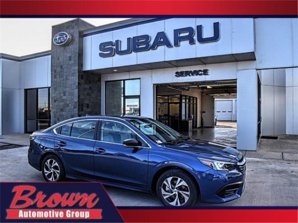 2020 Subaru Legacy in Amarillo, TX