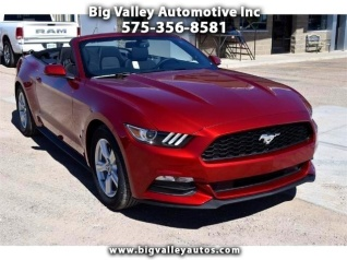 2017 Ford Mustang V6 Convertible For In Portales Nm