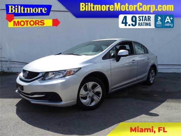 2013 Honda Civic in Miami, FL