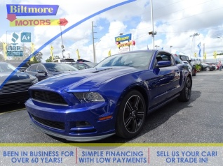 Ford Mustang Gt Premium Coupe For Sale In Miami Fl
