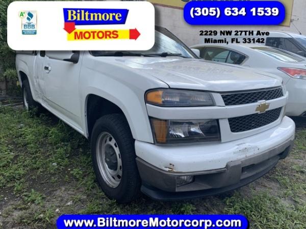 2012 Chevrolet Colorado in Miami, FL
