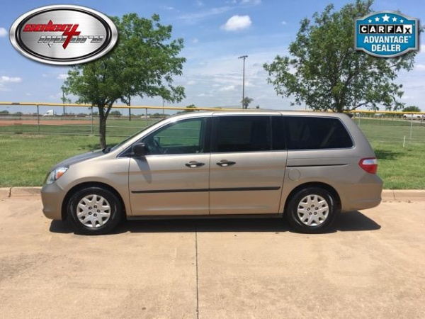 used honda odyssey for sale in wichita ks u s news world report. Black Bedroom Furniture Sets. Home Design Ideas