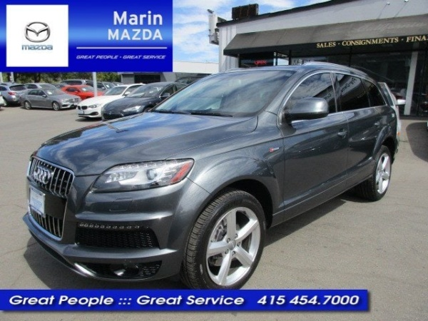 Used Audi Q7 for Sale in Fremont, CA | U.S. News & World Report