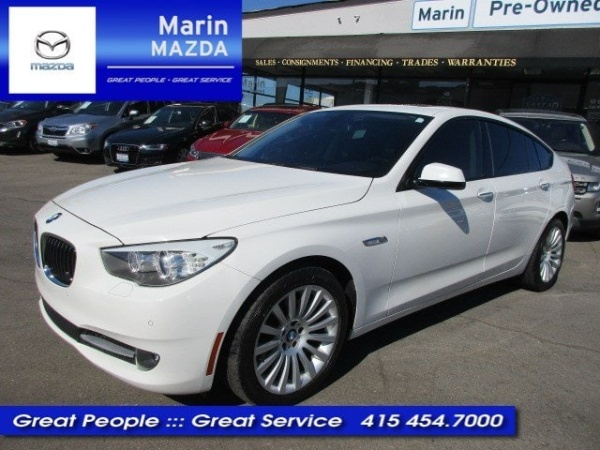 2010 BMW 5 Series Gran Turismo 5dr 535i 18488 San Rafael CA