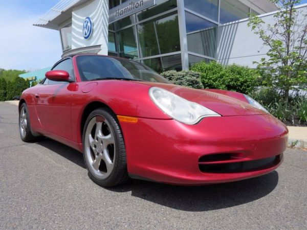 2002 Porsche 911 in Hamilton, NJ