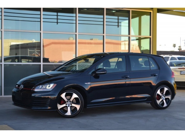 2016 Volkswagen Golf GTI in Tempe, AZ