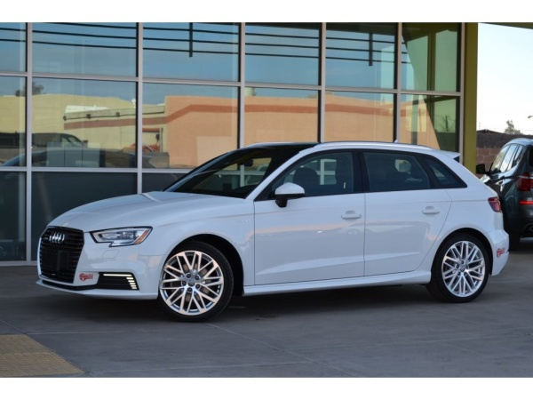 2018 Audi A3 e-tron Premium
