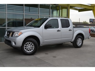 2016 Nissan Frontier Sv Crew Cab 4wd Auto Swb For In Tempe Az