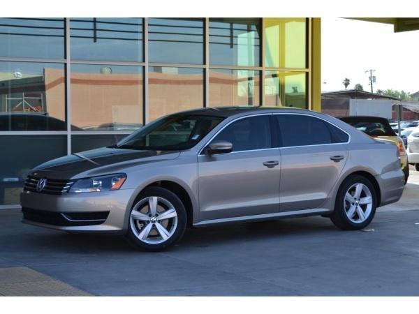 2015 Volkswagen Passat 1.8T SE