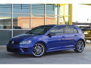 2017 Volkswagen Golf R Hatchback With Dcc Navigation Manual For In Tempe