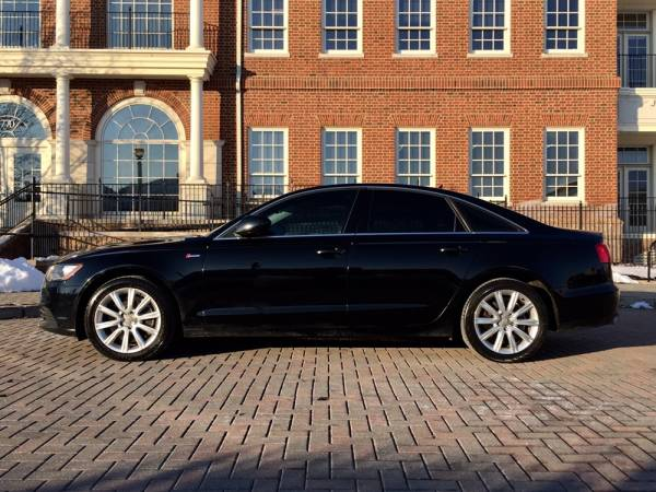2013 Audi A6 in Indianapolis, IN