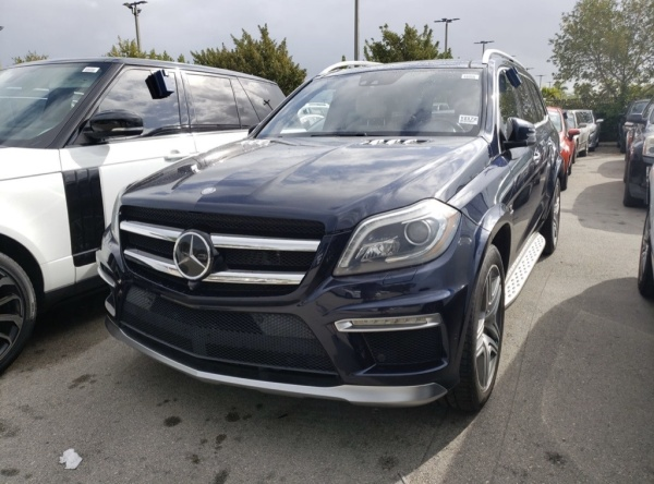 2014 Mercedes-Benz GL in Indianapolis, IN