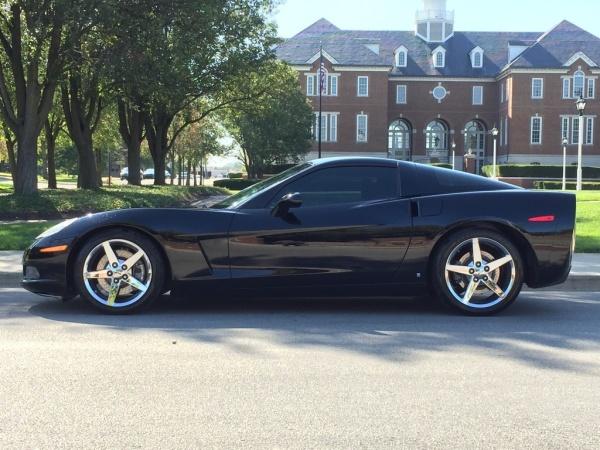 2008 Chevrolet Corvette Corvette