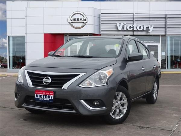 Victory Nissan Victoria Tx >> 2019 Nissan Versa Sv For Sale In Victoria Tx Truecar