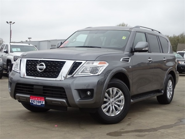 Victory Nissan Victoria Tx >> 2019 Nissan Armada Sv Rwd For Sale In Victoria Tx Truecar