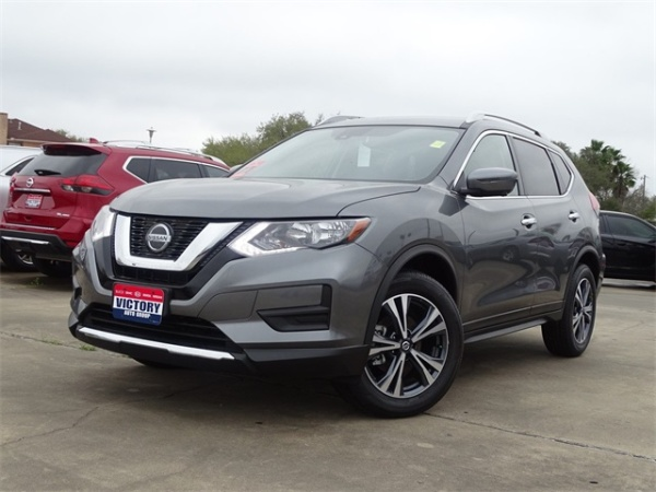 2019 Nissan Rogue Sv Fwd For Sale In Victoria Tx Truecar