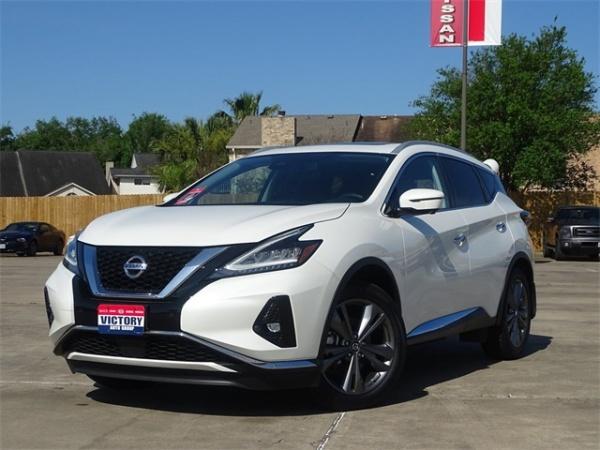 2019 Nissan Murano Platinum Fwd For Sale In Victoria Tx Truecar