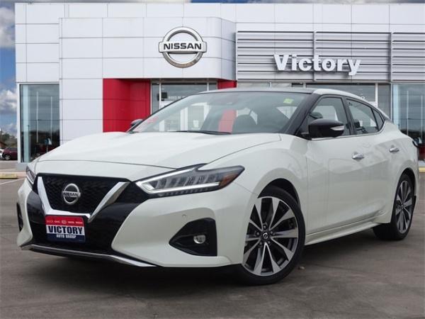 Victory Nissan Victoria Tx >> 2019 Nissan Maxima Platinum 3 5l For Sale In Victoria Tx