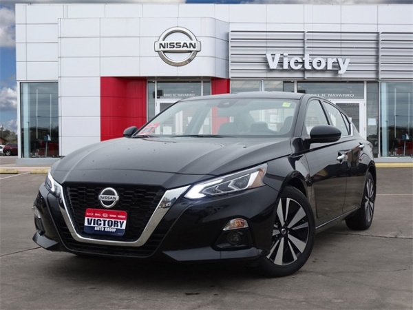 Victory Nissan Victoria Tx >> 2019 Nissan Altima Sl For Sale In Victoria Tx Truecar