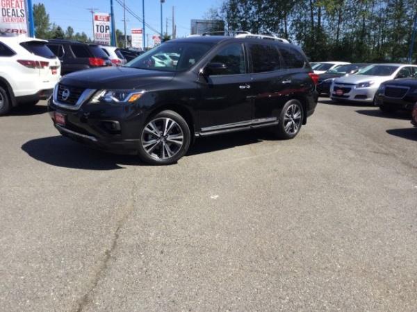 2017 Nissan Pathfinder in Everett, WA