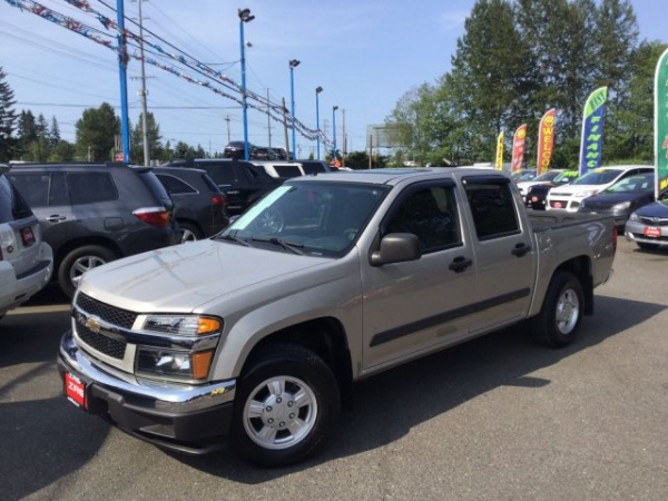 2007 Chevrolet Colorado in Everett, WA