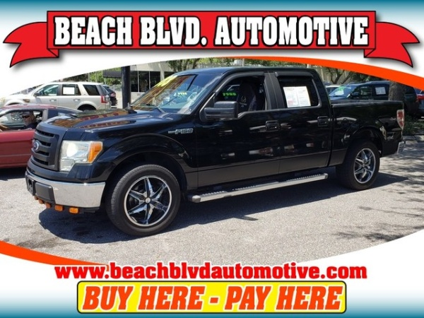 2009 Ford F-150 in Jacksonville, FL